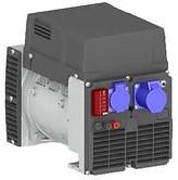 Γεννήτρια NSM C100 Ll Με Πυκνωτή 8 KVA 220V Ιταλικής Τεχνολογίας