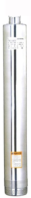ΥΠΟΒΡΥΧΙΑ ΑΝΤΛΙΑ SKM JSN4/4-60(S) 1HP 220V